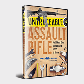 Untraceable Assualt Rifle