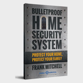 Bulletproof Home Security System